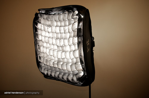 DIY honeycomb softbox grid | by Adriel Henderson Photography