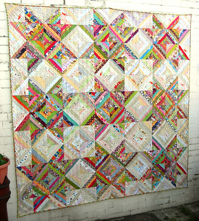 Spring Clean Quilt | by Fat Quarterly