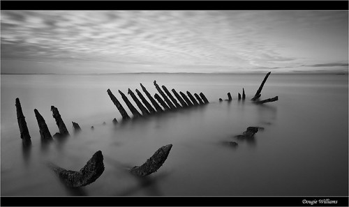 Longniddry Wreck | by Dougie Williams