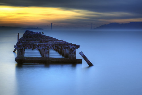 Berkeley Municipal Pier | by M. Shaw