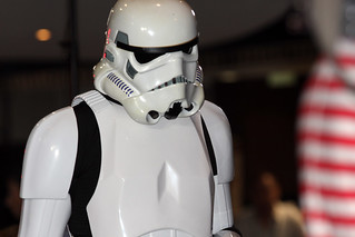 Star Wars EP1 3D | by Eva Rinaldi Celebrity and Live Music Photographer