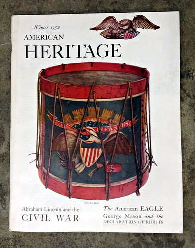 American Heritage Winter 1952 | by thirdpersonpossessive