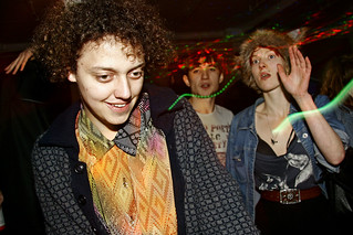 Wavey Tones @ Bussey Building Roof 03-02-12 | by Antony Price