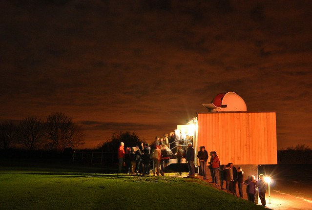 Public Stargazing at the Langton Observatory