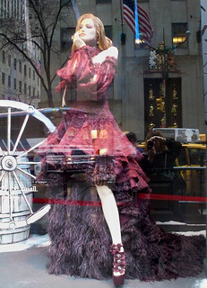 Land of the Bubblemakers: Alexander McQueen (belong to the city) | by Viridia