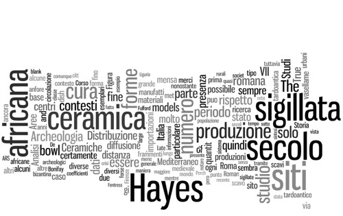Word cloud from my dissertation | by archeosteko