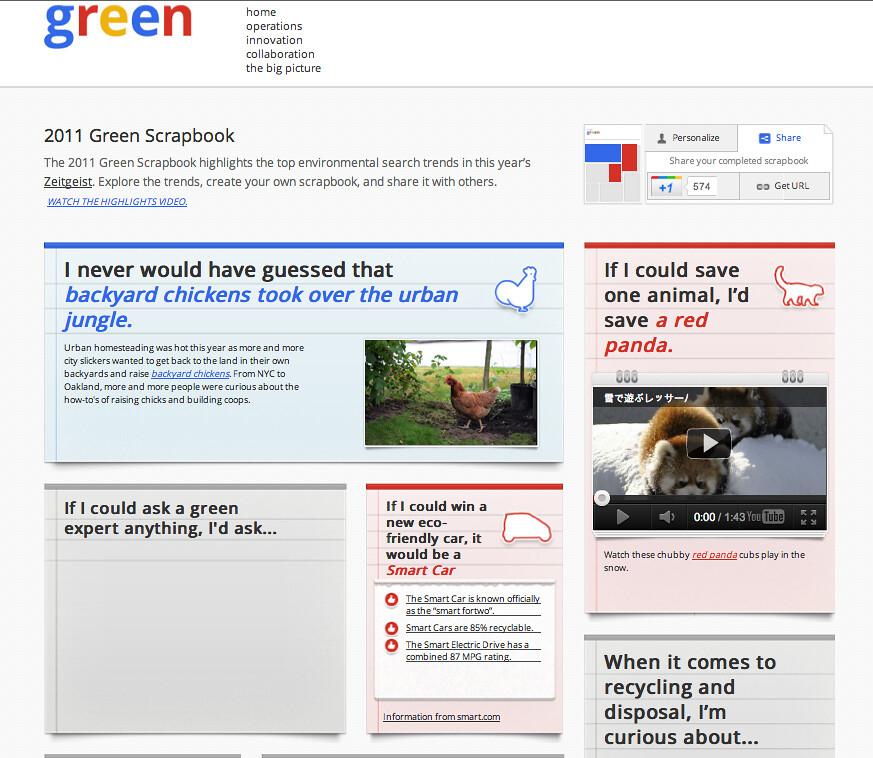 Google Scrapbook Tony Hirst Flickr