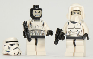 Troopers from 9489 Battle Pack | by hmillington
