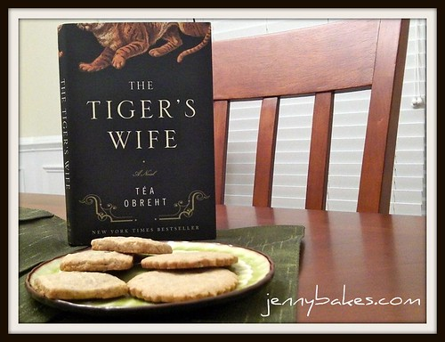 The Tiger's Wife and Croatian Black Pepper Cookies | by watchjennybake