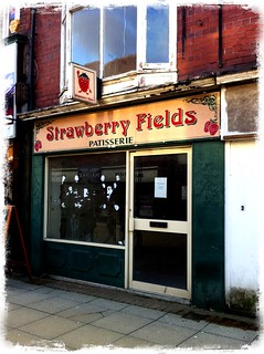 Strawberry Fields Patisserie | by Charliebubbles