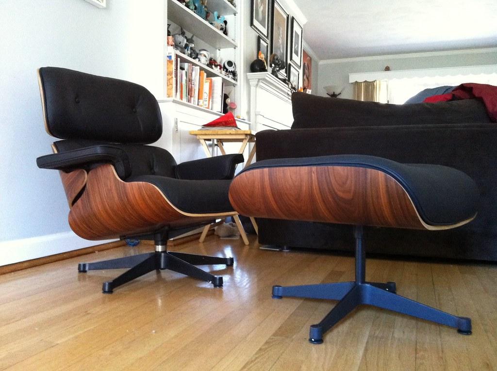 Manhattan Home Design Eames style lounge chair | Suckerpunching | Flickr