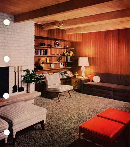Mid century modern living room 1956 edition better for Better living bedrooms