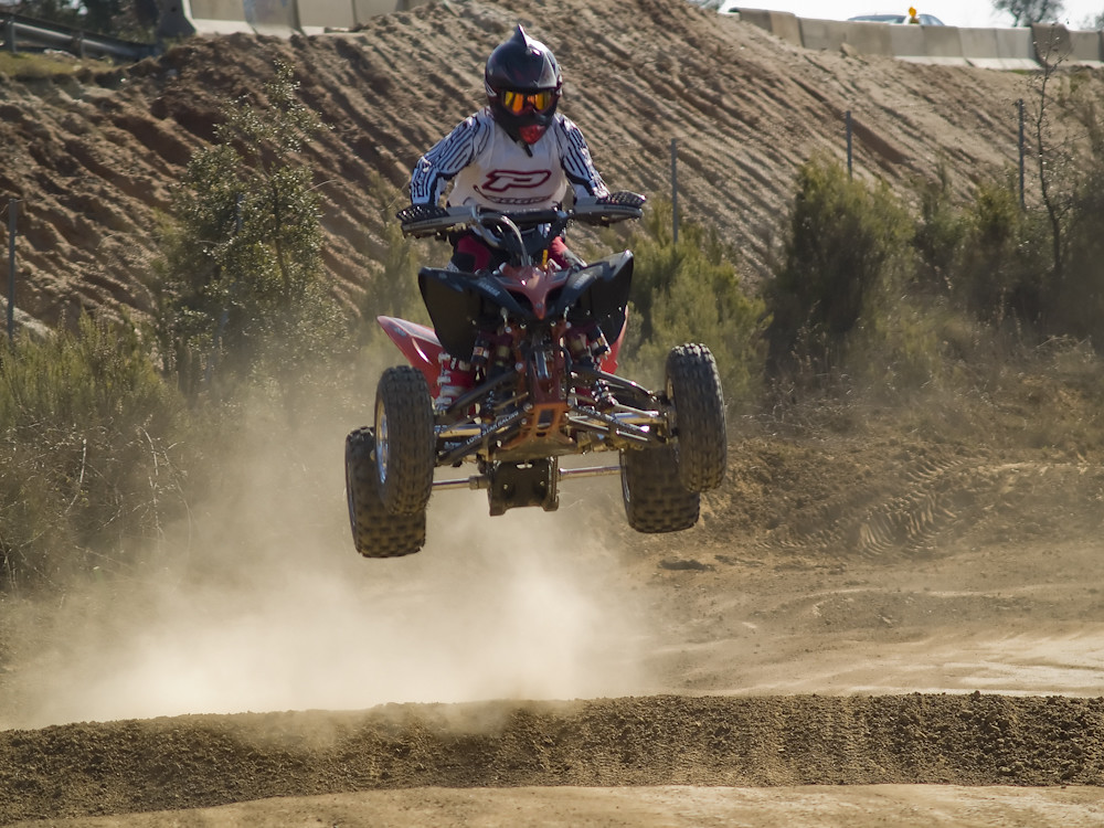 Quad en Marrakech