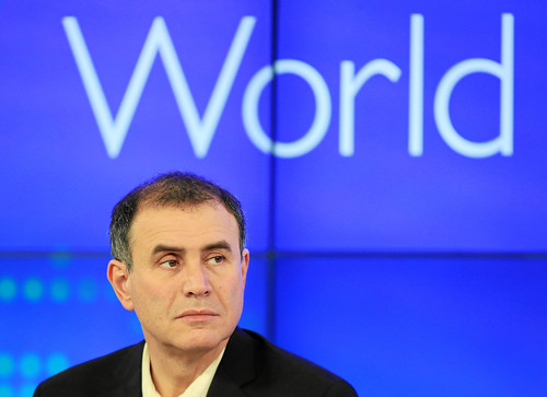 Nouriel Roubini - World Economic Forum Annual Meeting 2012 | by World Economic Forum