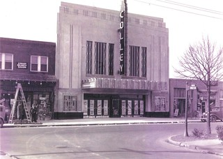 Norfolk Va., The Colley/ Naro Theatre:1936 | by jbb23927