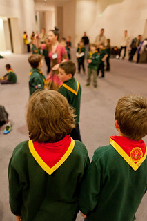 Young Friends Cub Scout Sleepover | by britishmuseum