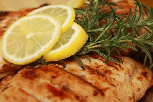 Lemon Rosemary Chicken Food Network