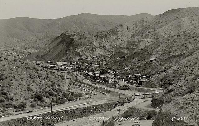 Old Morenci Arizona Flickr