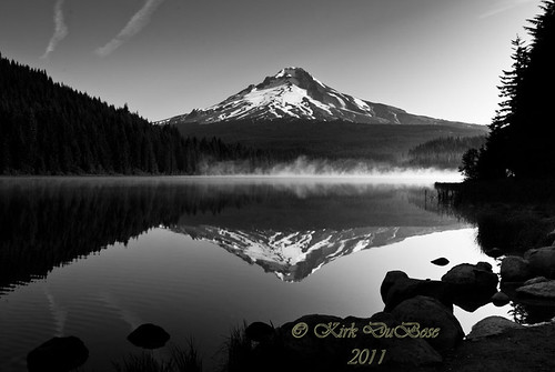 Mt Hood Morning | by Kirk DuBose
