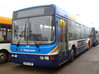 Stagecoach Merseyside & South Lancashire 21110 - S451KCW | by GreggC84