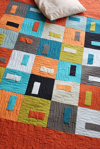 Martinas Puzzle Box Quilt Along | by farbstoff-bridge