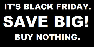 Buy Nothing Black Friday | by Mike Licht, NotionsCapital.com
