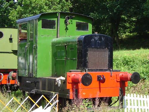 Emsat Sign In: This Ruston Class 48DS Locomotive, RH 393302