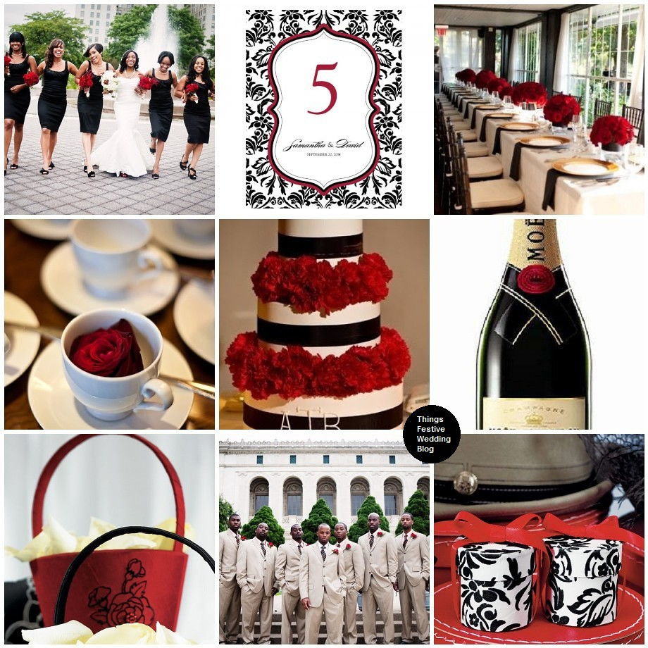 Burberry Wedding Theme See Resources At Things Festive Wed Flickr