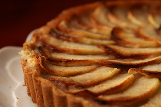 normandy apple tart 8 | by crumblycookie