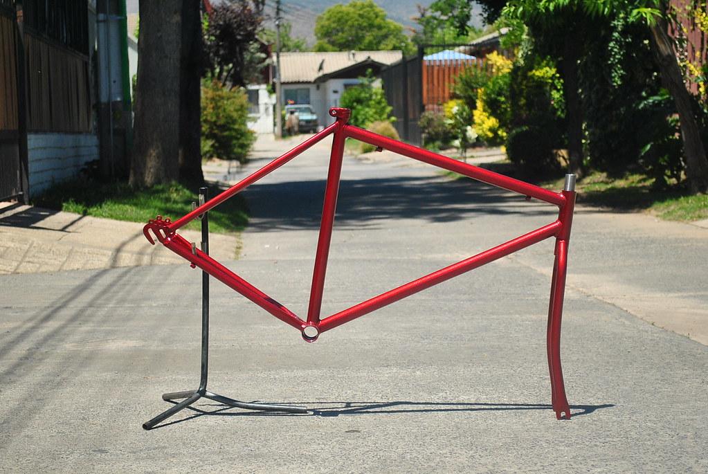 Fabricación de Marcos & Horquillas - Bicicletas Urbanas | Flickr