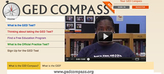 NYC GED Compass Website | by Kristen Kiraly