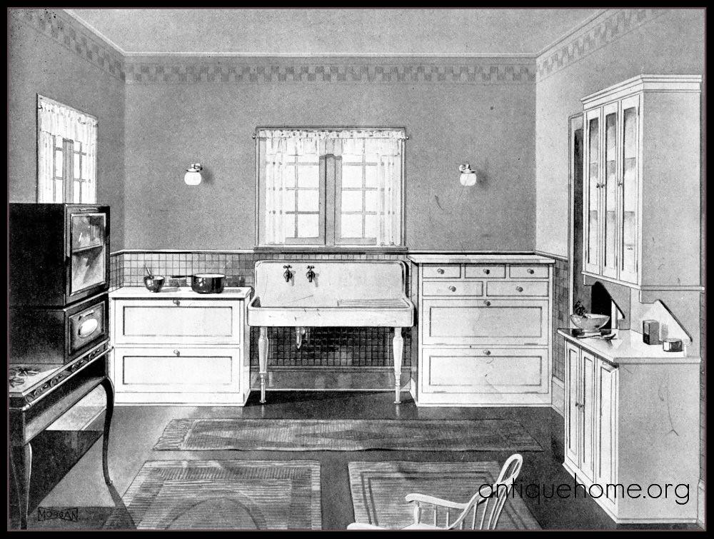 Bon ... 1920u0027s Modern Kitchen | By Daily Bungalow