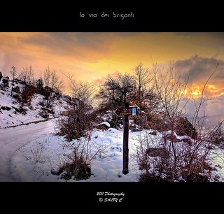 La via dei Brigandi | by * landscape photographer *