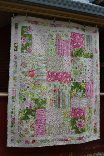 Nicey Jane Quilt | by sew&sews