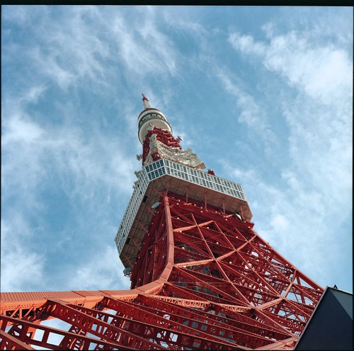 Tokyo tower | by Okera