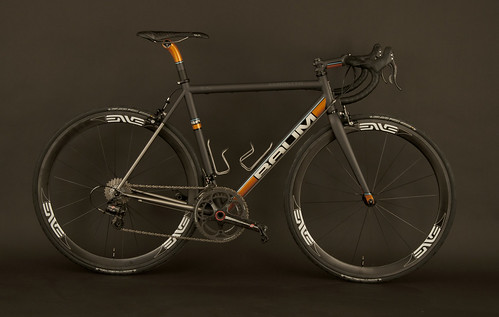 GTH, Grey, Orange, Corretto | by Baum Cycles