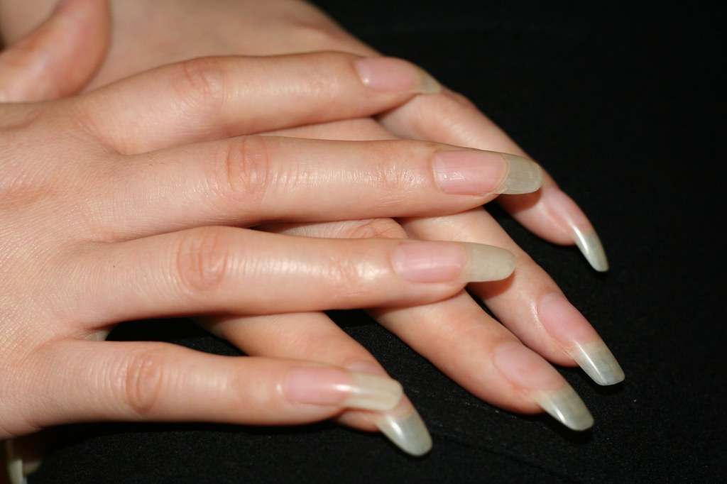 Long Nails | I can\'t believe how nice this guys nails are ...