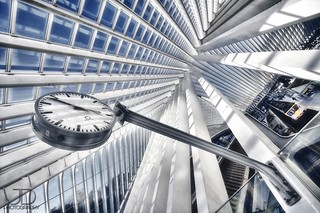 Time's up - Liège-Guillemins Station | by JD Photographie.