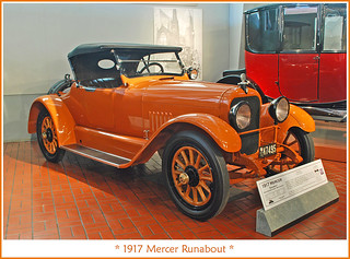 1917 Mercer Runabout | by sjb4photos