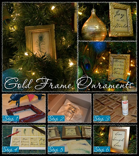 GoldFrameOrnaments | by aparisi13