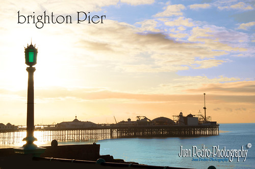 BRIGHTON PIER-© All rights reserved  - © Todos los Derechos Reservados. | by JUAN PEDRO CABALLERO