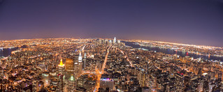 Empire State Building 86th Floor Observatory [South View]- December 10th, 11 | by dbfoto®