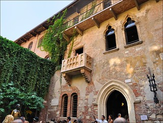 Verona : Juliet's balcony | by Pantchoa