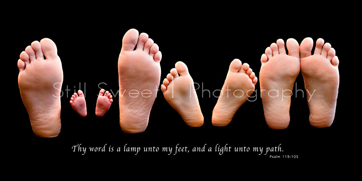 By Becky Stillions Thy Word Is A Lamp Unto My Feet.... | By Becky Stillions