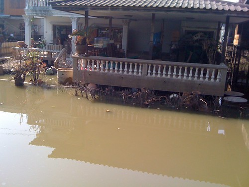 Evidence of the flood damage lingers on | by UN Women Gallery