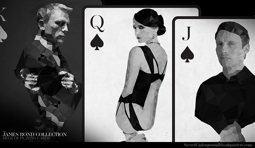 James Bond Playing Card Collection - Casino Royale | by Joe D!