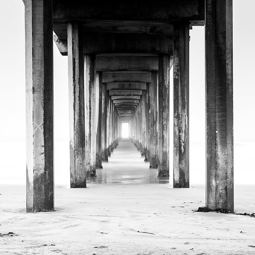 Beneath the Pier | by Amerikajin