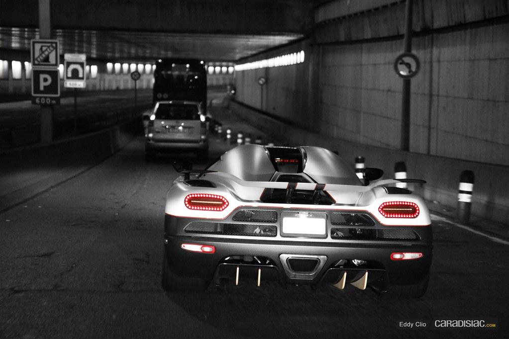 Koenigsegg Agera R Eddy Clio Flickr