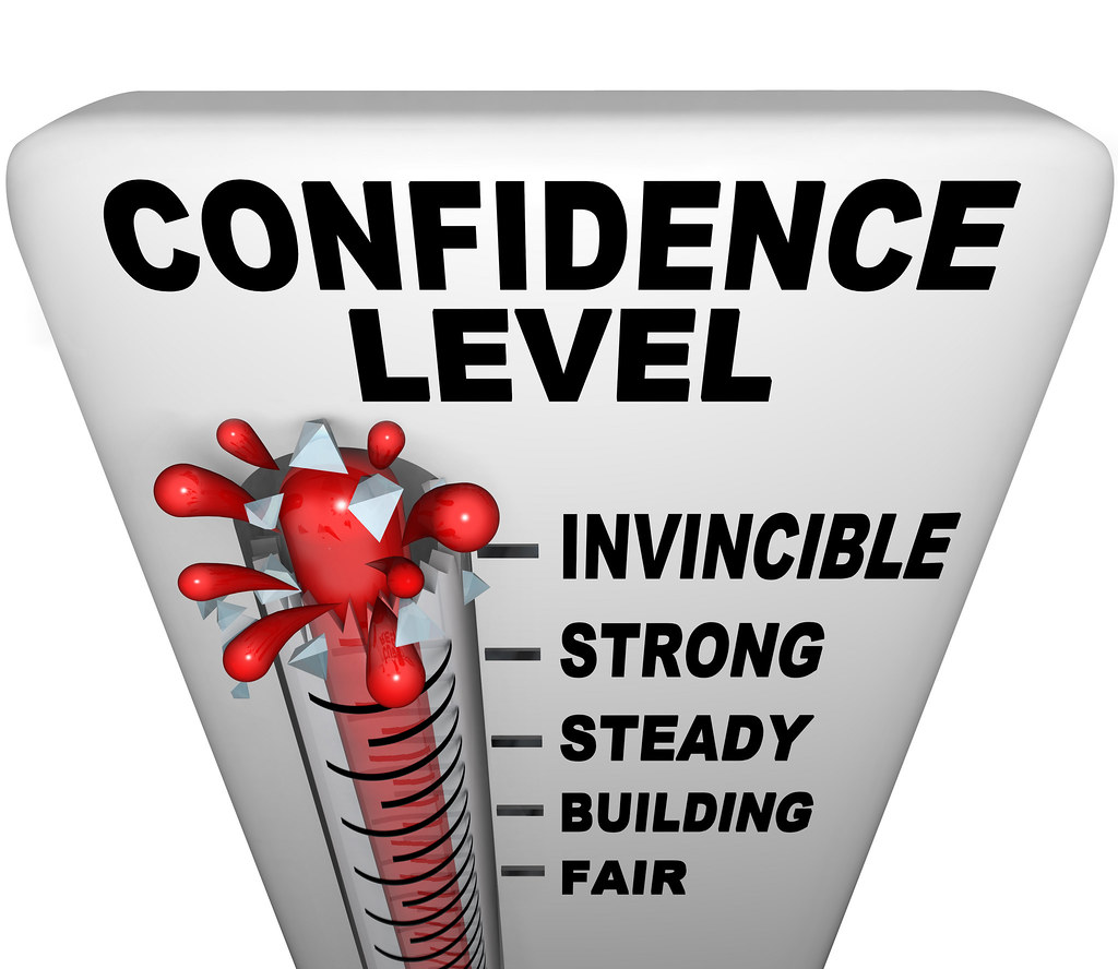 Image result for confidence clipart