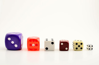 Various dice | by Edwin Torres Photography